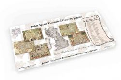 Historical County Map 1,000 Piece Jigsaw